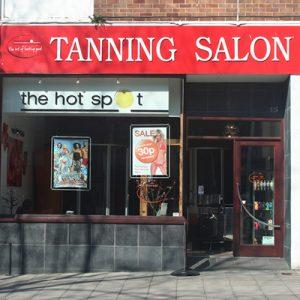 Tanning Salon Plymouth